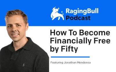 How To Become Financially Free by Fifty with Jonathan Mendonsa