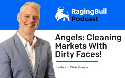 Angels: Cleaning Markets With Dirty Faces!