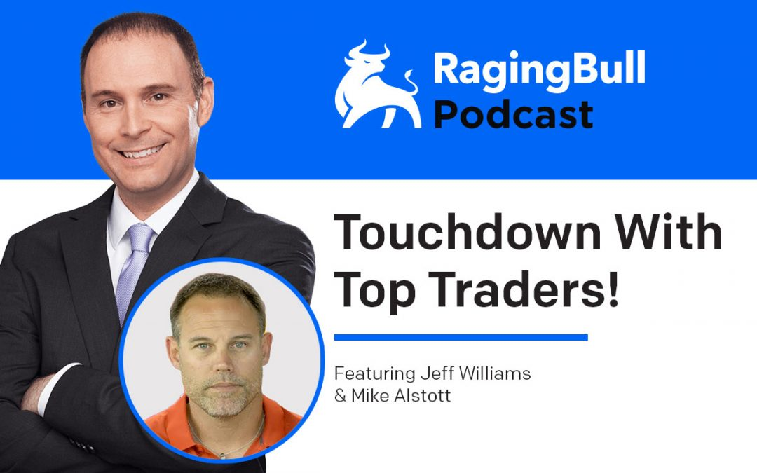 Touchdown With Top Traders!
