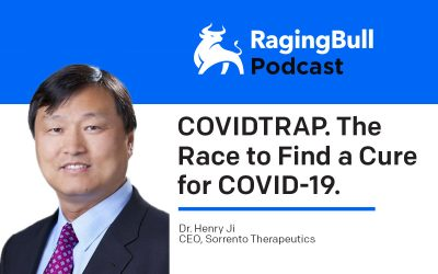 COVID TRAP. The Race to Find a Cure for COVID-19.